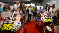 LCR Garage Tour with Lucio