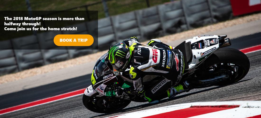 We love MotoGP